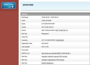 WhoIs-RWS